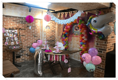 Baby Shower mekan temini